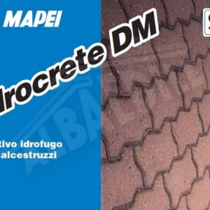 ADDITIVO IDROFUGO IDROCRETE DM