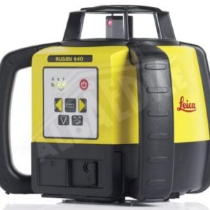 LASER ROTANTE RUGBY 640 LEICA