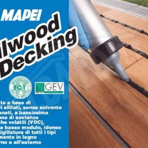 SIGILLANTE SILWOOD DECKING
