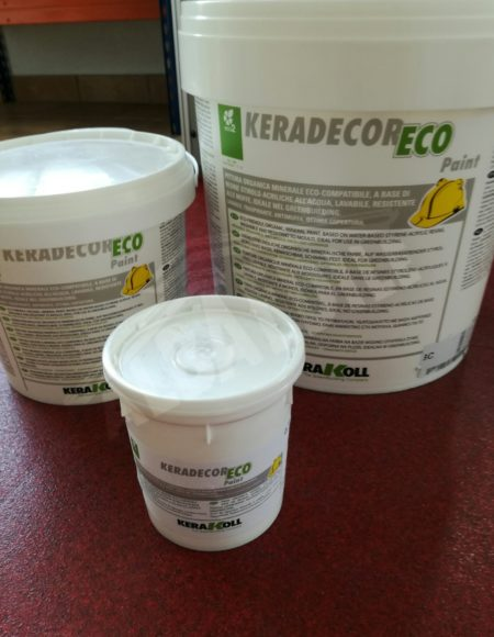 KERADECOR ECO PAINT
