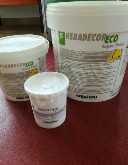 KERADECOR ECO SUPER PAINT