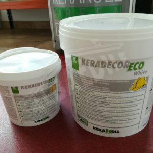 KERADECOR ECO WHITE